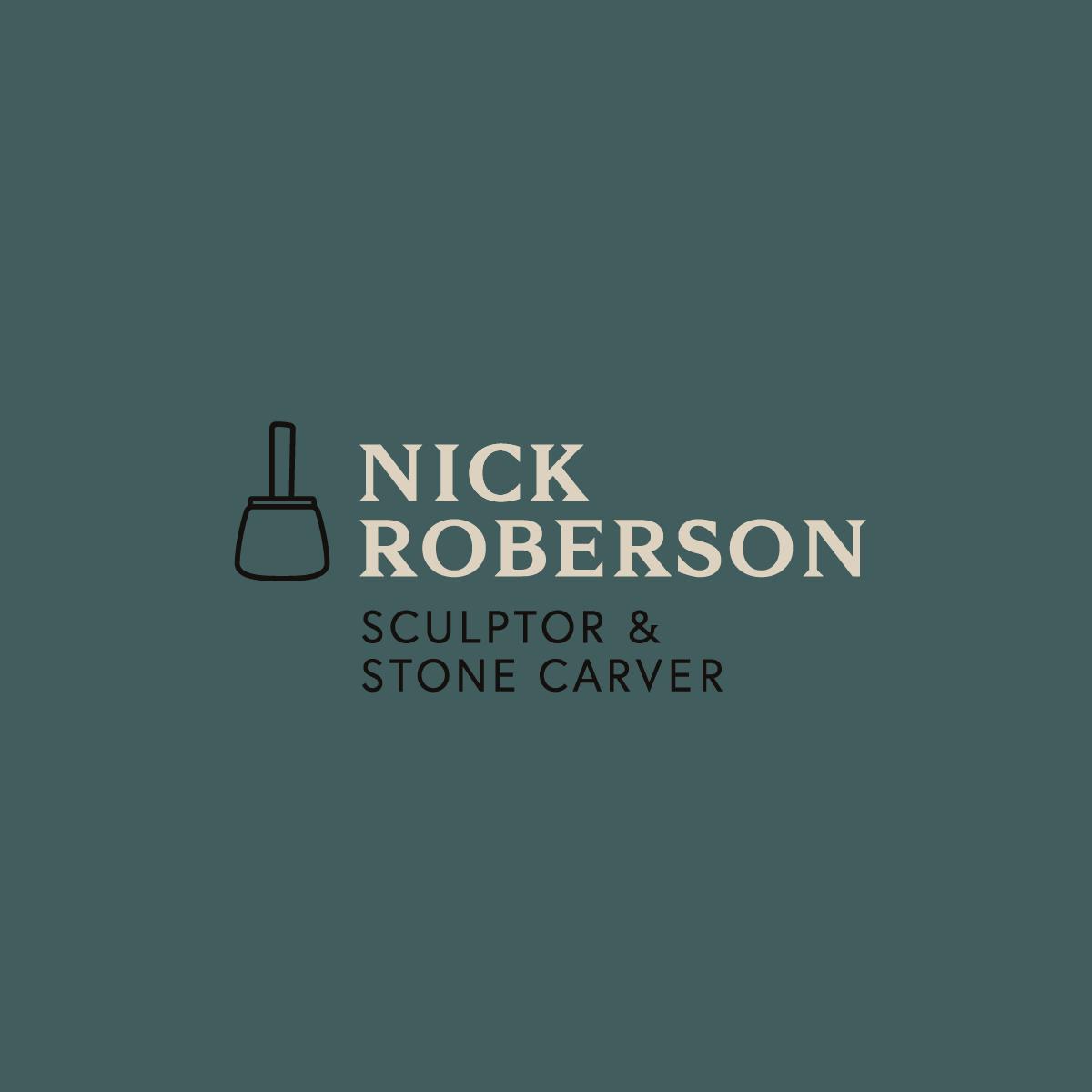 Nick-Roberson-Branding_Logo