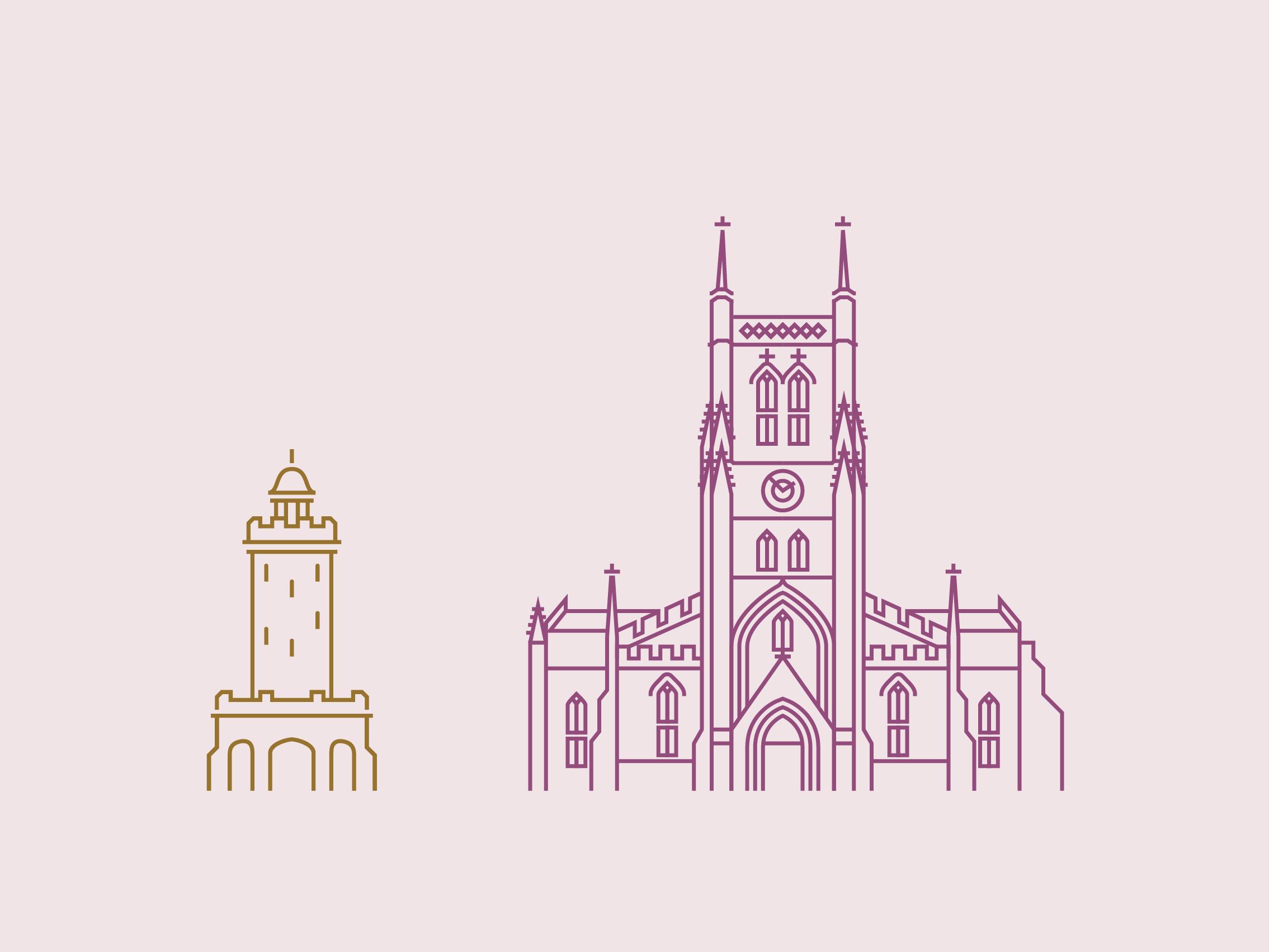 Landmarks_Darwen-Tower-and-Blackburn-Cathedral
